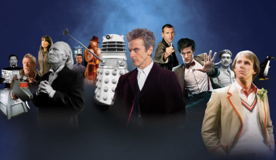 DOCTOR WHO MAGAZINE REACHES ISSUE 500